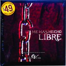 2007 Me Has Hecho Libre Esperanza De Vida Cd Original