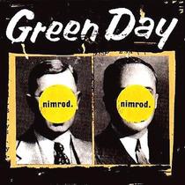 Green Day - Nimrod Punk Rock Skater Blink-182 The Offspring