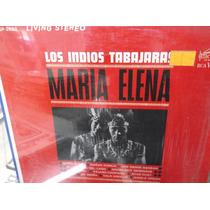 Indios Tabajaras Maria Elena Lp