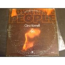 Gino Vanelli Powerful People Vinil Lp Nacional 80s