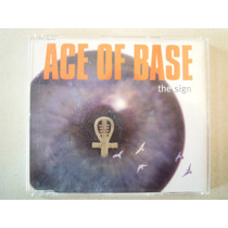 Ace Of Base Single The Sign Made In France Seminuevo