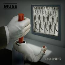 Drones / Muse / Disco Cd Con 12 Canciones + Dvd