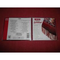 Mexico, Voz Y Sentimiento - Varios Cd Usa Ed 1990 Mdisk