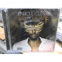 Enrique Iglesias Sex And Love Bailando Edition Cd + Dvd Nuev