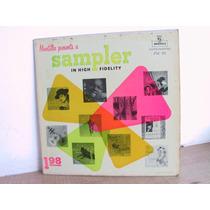 Montilla Presents Latin Sampler, Instrumental.orig Mono