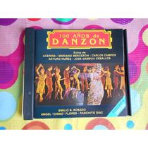 100 Años De Danzon Cd Una Historia Instrumental