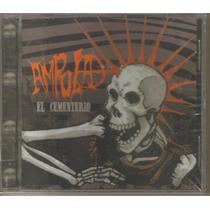 Ampula - El Cementerio ( Banda Mexicano Punk Hc ) Cd Rock
