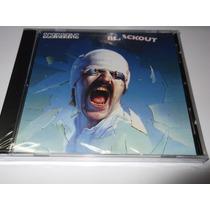 Scorpions Cd Blackout Judas Priest Kiss Sabbath Maiden