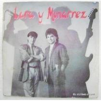 Lara Y Monarrez / El Último Flash 1 Disco Lp Vinil