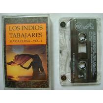 Los Indios Tabajares / Maria Elena Vol. 1 1 Cassette
