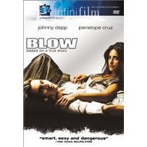 Blow Inhala Johnny Deep Penelope Cruz Dvd