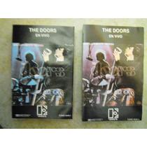 The Doors Casette Live Importados