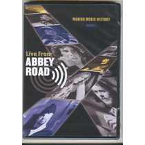 Live From Abbey Road Dvd John Mayer Iron Maiden