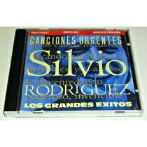 Cd Silvio Rodriguez / Canciones Urgentes Grandes Exitos Imp