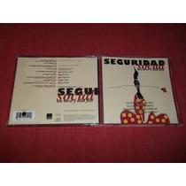 Seguridad Social - Un Beso Y Una Flor Cd Imp Ed 1995 Mdisk