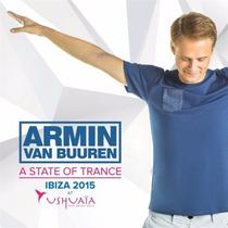 A State Of Trance Ushuaia Ibiza 2015 / Armin Van Buuren 2 Cd