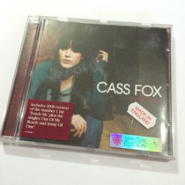 Cass Fox. Come Here Cd Importado