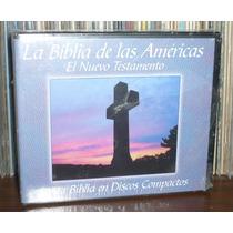 La Biblia De Las Americas 15 Cd Samuel Montoya H.