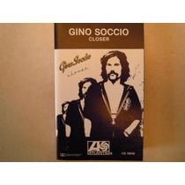 Gino Soccio Casette Closer Importado