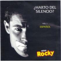 ¿harto Del Silencio? Vol. 1 Cd (rock En Español) Pop Dj 90´s