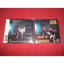 Ozzy Osbourne - Diary Of A Madman Cd Imp Ed 1990 Mdisk
