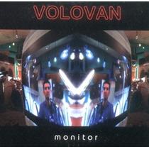 Cd Volovan Monitor Para Fans De Coleccion Jumbo La Cuca