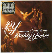 Cd Daddy Yankee Gasolina Para Coleccionistas Y Fans Raro