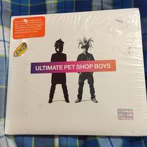 Ultimate Pet Shop Boys Cd 19tracks Dvd 183min Nuevo Sellado