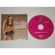 Pilar Montenegro - Noche De Adrenalina Mix Cd Promo U.s.a 05