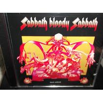 Black Sabbath Sabbath Bloody Sabbath Cd Importado Sellado