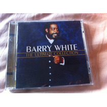 Cd Barry White Ultimate Collection Original