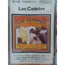 Casetes Los Cadetes De Linares 1981 Nuevo Y Sellado