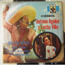 Bolero, Antonio Aguilar Y Lucha Villa, Ep 7´, Mdn