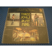 Disco Acetato Vinil Three Souls In My Mind Chavo De Onda Lp#