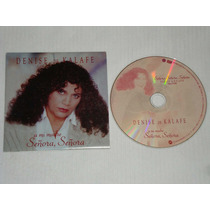 Denise De Kalafe - Señora (5 Versiones) Cd Promo Deka Musik
