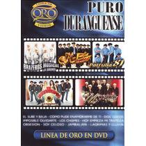 Dvd Puro Duranguense Nuevo 100% Original Envio Gratis