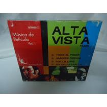 Musica De Pelicula Vol. 1 -cd Album - Alta Vista Films