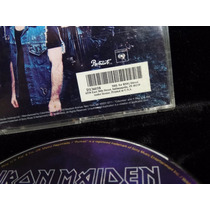 Iron Maiden Brave Cd Bmg No Metallica Megadeth Rammstein