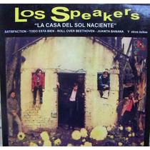 Rock , Colombiano, Los Speakers
