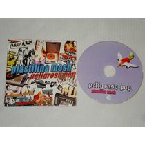 Plastilina Mosh - Peligroso Pop Cd Promo Virgin