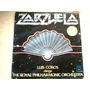 Disco Lp Luis Cobos - Zarzuela - Musica Instrumental
