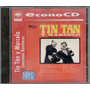 Tin Tan Y Marcelo Cd Canciones Rancheras 1997 Rarisimo