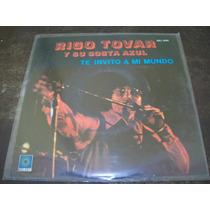 Rigo Tovar Y Su Costa Azul.disco S.p. 7 Vinil