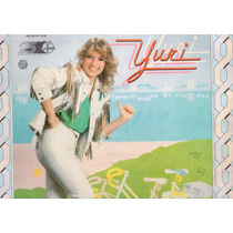Lp Yury Homonimo 1983 Incluye Tema Yo Te Amo Te Amo