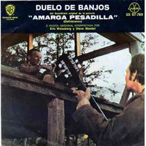 Disco 45 Rpm Soundtrack De La Película Amarga Pesadilla