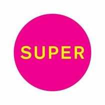 Super - Pet Shop Boys - Cd - Nuevo (12 Canciones)