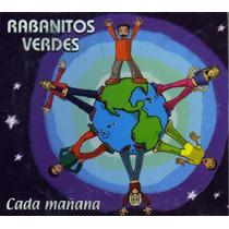 Rabanitos Verdes Cada Mañana Angelique Boyer Cd Sencillo