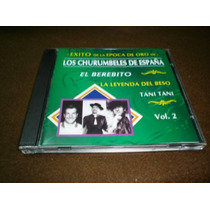 Los Churumbeles De España -cd Album- El Berebito Vol 2 Bfn