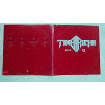 Timbiriche 1988 Album Doble 2 Lps Viniles De Color Mexicano