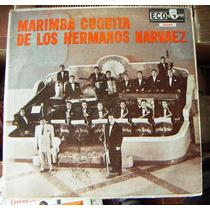 Rock Mex, Marimba Cuquita De Los Hermanos Narvaez, Lp 12´,